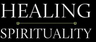 HEALING SPIRITUALITY by Gudrun Penselin M.ED. Grande Prairie, AB