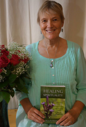 Healing Spirituality by Gudrun Penselin